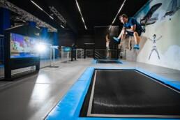 Video Jump in deinem Trampolinpark - Jumping Dome Ortenau in Schutterwald bei Offenburg